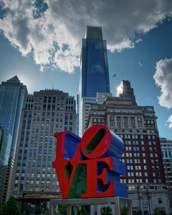 Love in the City by Mark Dodd