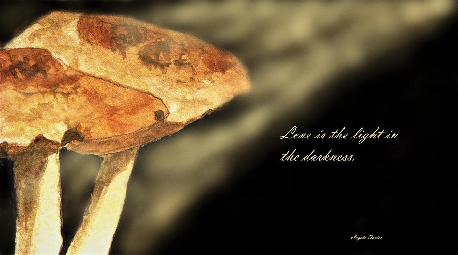 Love Is by Angela Davies