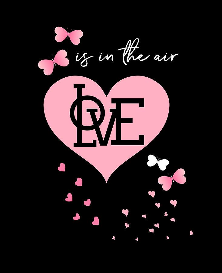 Love Is In The Air by Rachel Maytum