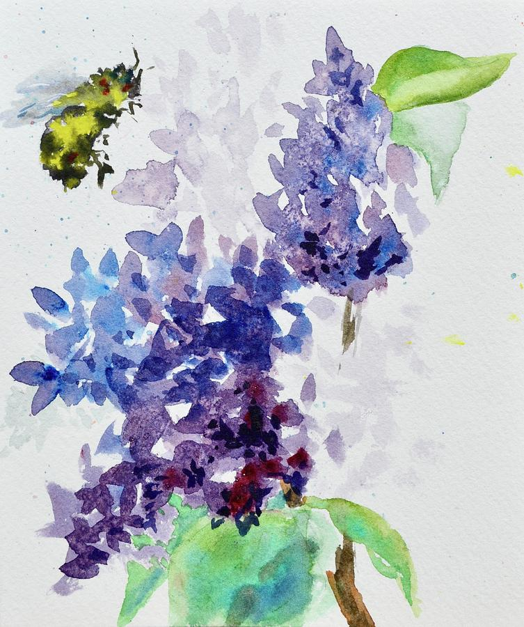 Love of Lilacs by Beverley Harper Tinsley