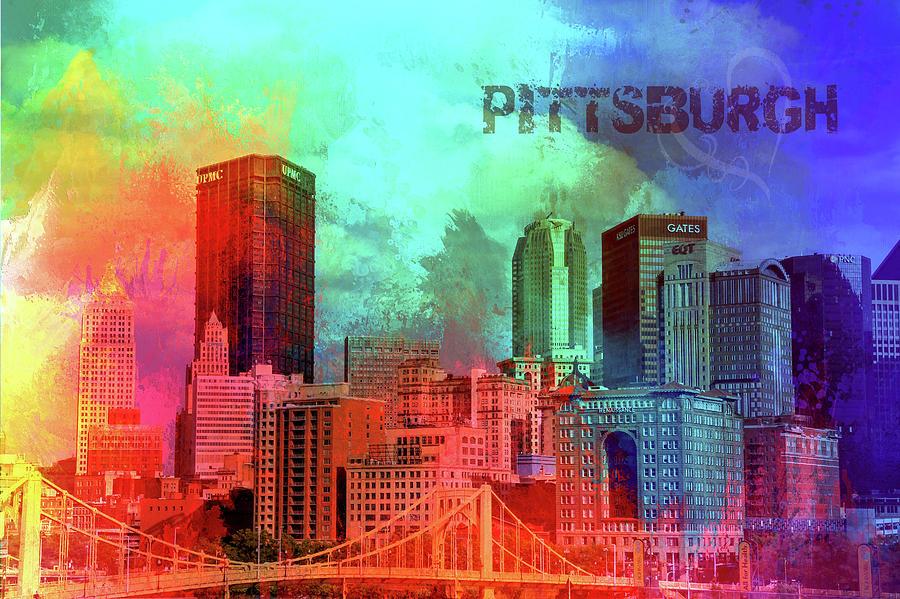 Love Pittsburgh Digital Art