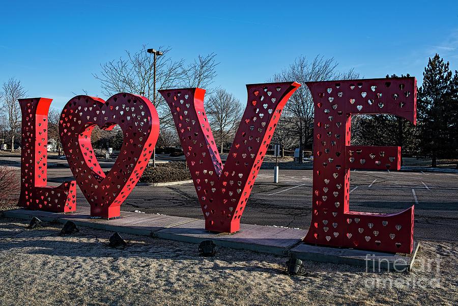 LOVEland by Jon Burch Photography