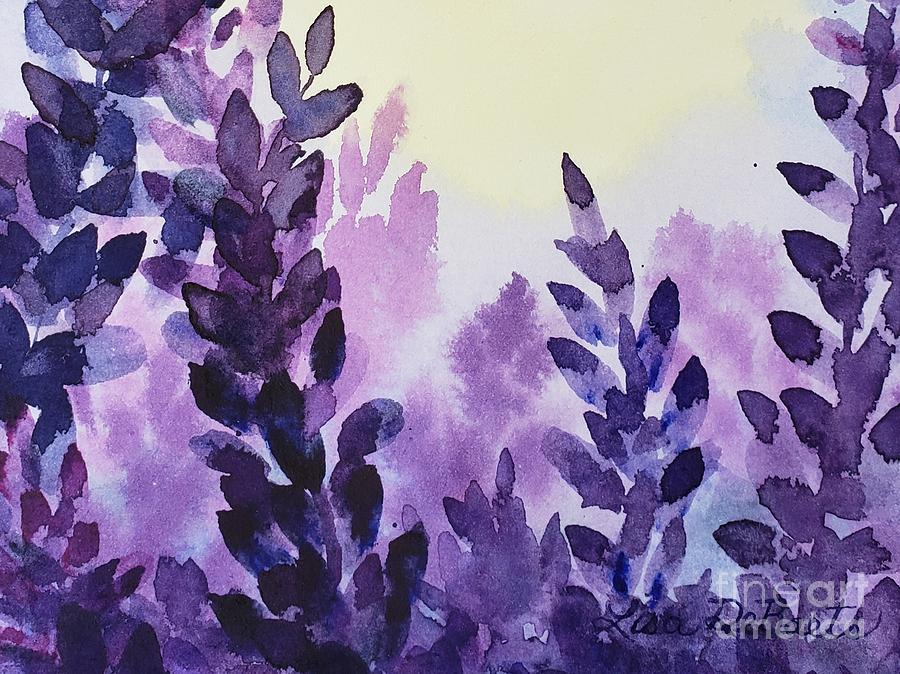 Lovely Lavender by LISA DEBAETS
