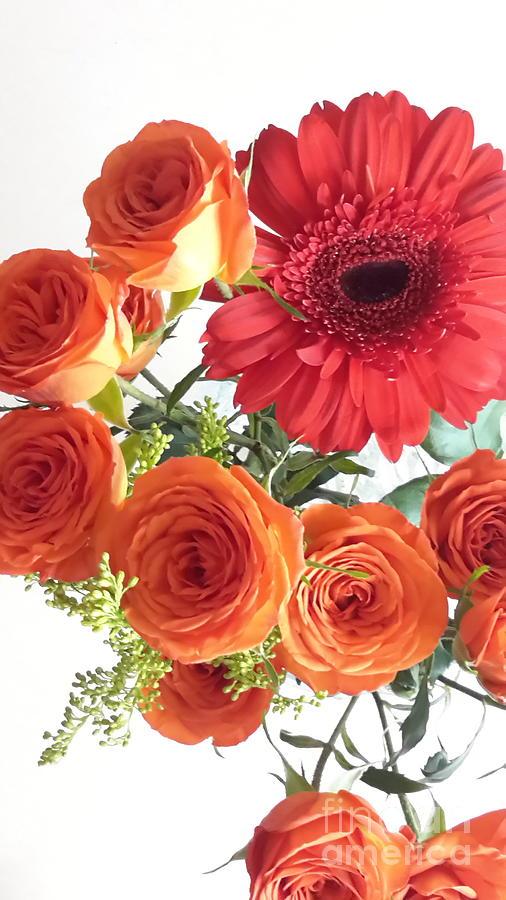Lovely Roses for YOU by Oksana Semenchenko