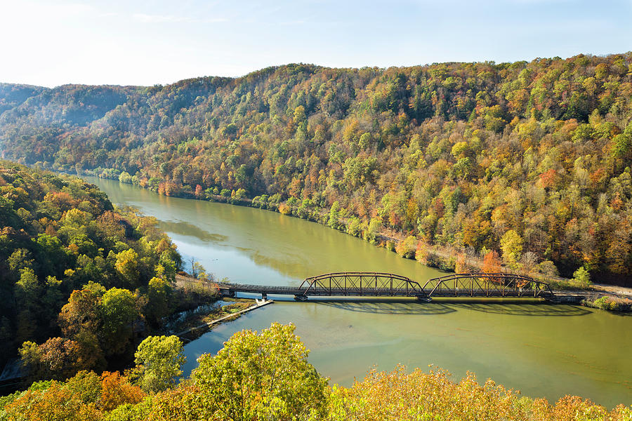 Lovers Leap Overlook by Fran Gallogly