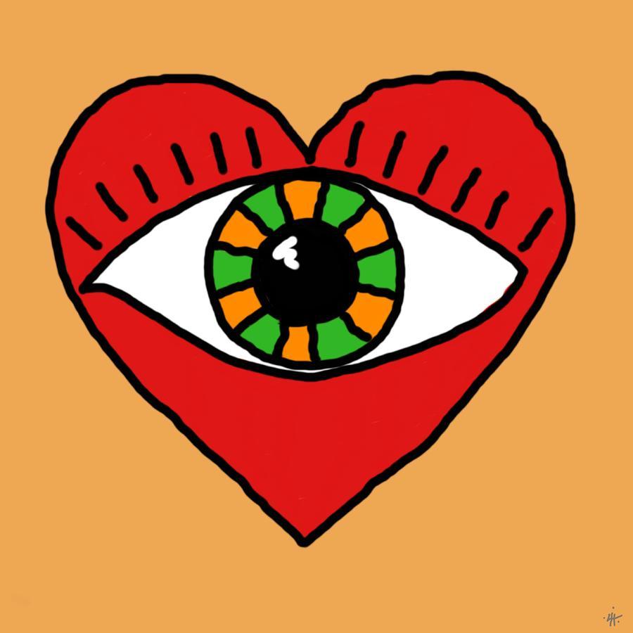 Loving Eye by Lonn Holiday