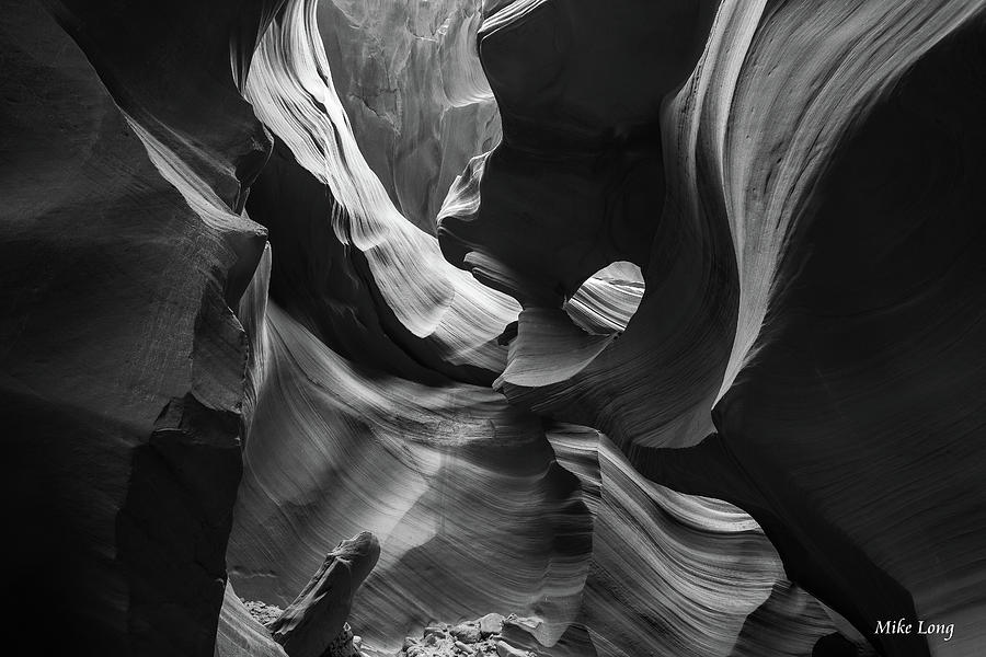 Lower Antelope Canyon by MIKE LONG