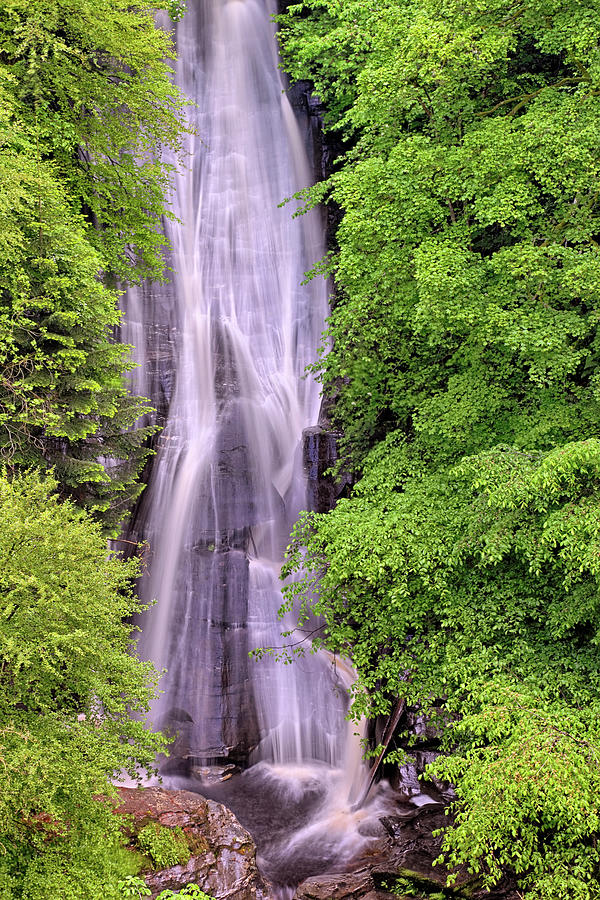 Lower Falls of Acharn - Perthshire Scotland - Waterfall by Jason Politte