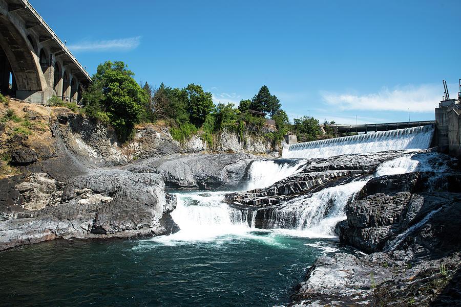 Lower Falls Power by Tom Cochran