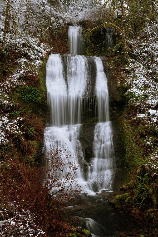 Lower Terrace Falls by Catherine Avilez