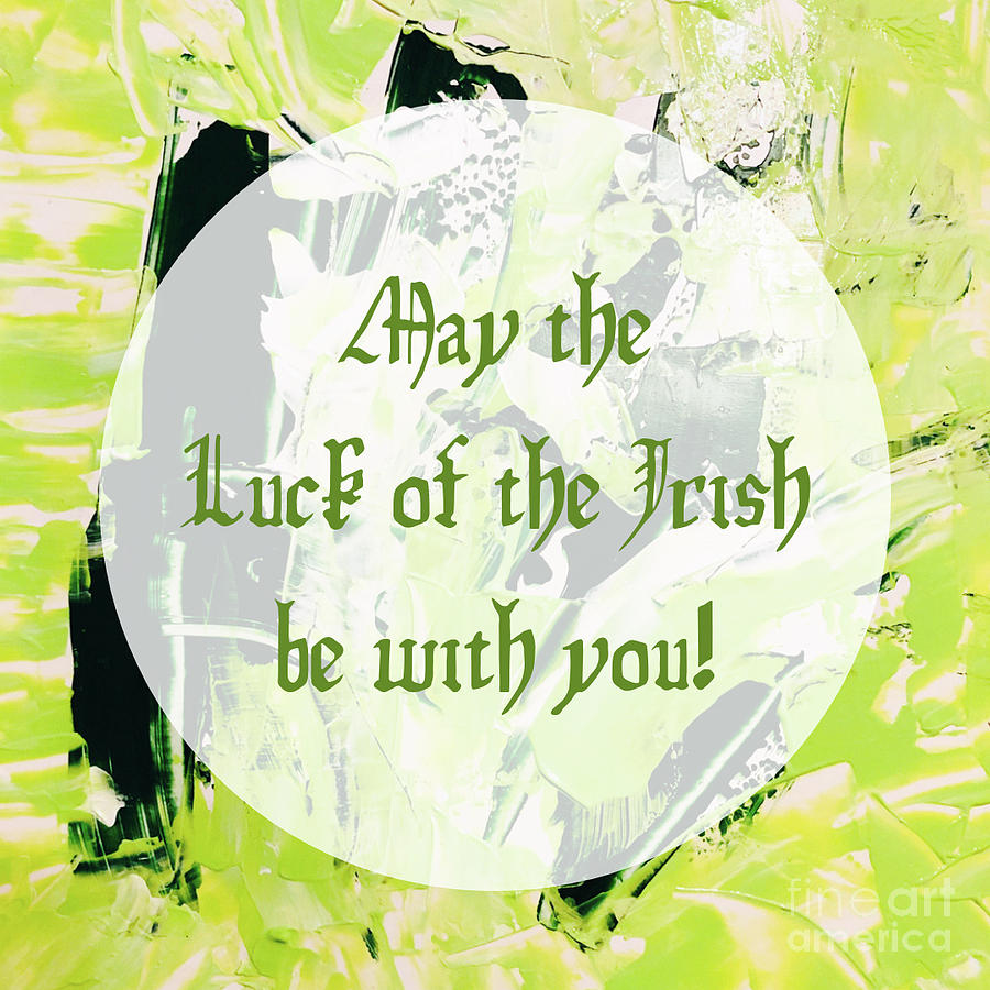 Luck of the Irish by Cheryl McClure