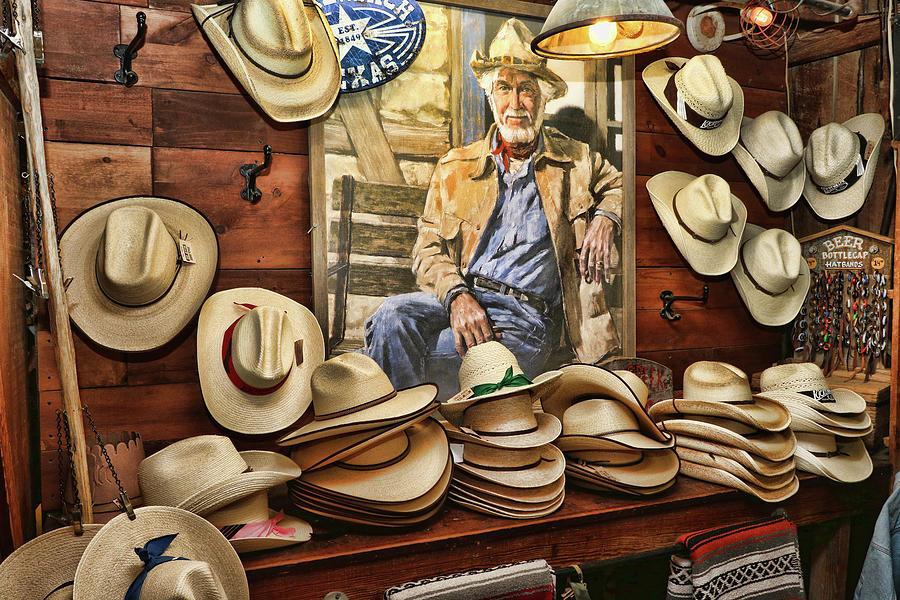Luckenbach, Texas # 2 by Allen Beatty