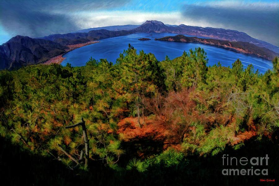 Lugu Lake And Walking Marriages by Blake Richards