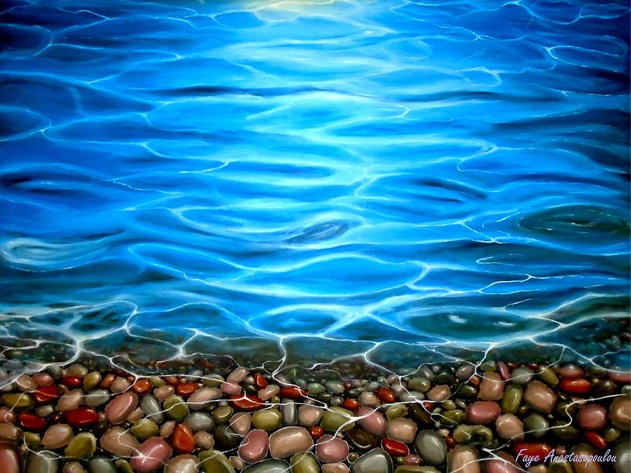 Luminosity by Faye Anastasopoulou