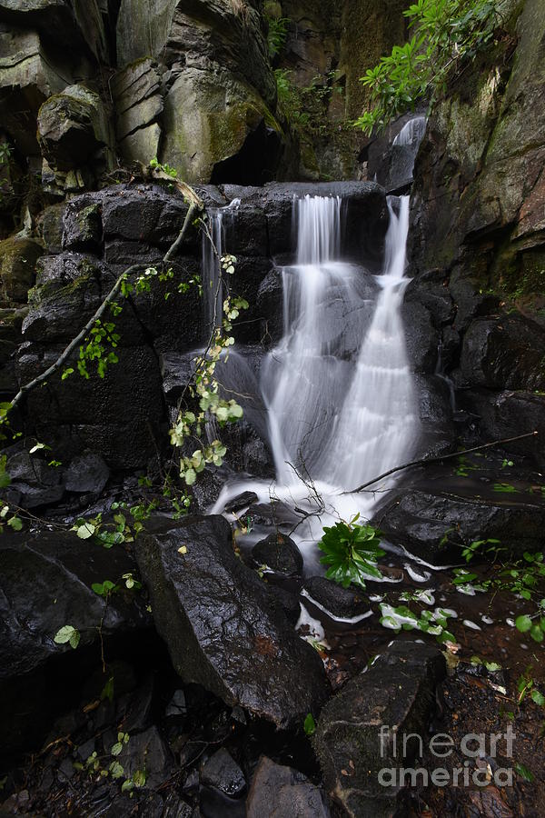 For Sale Photograph - Lumsdale Falls 12.0 by Yhun Suarez