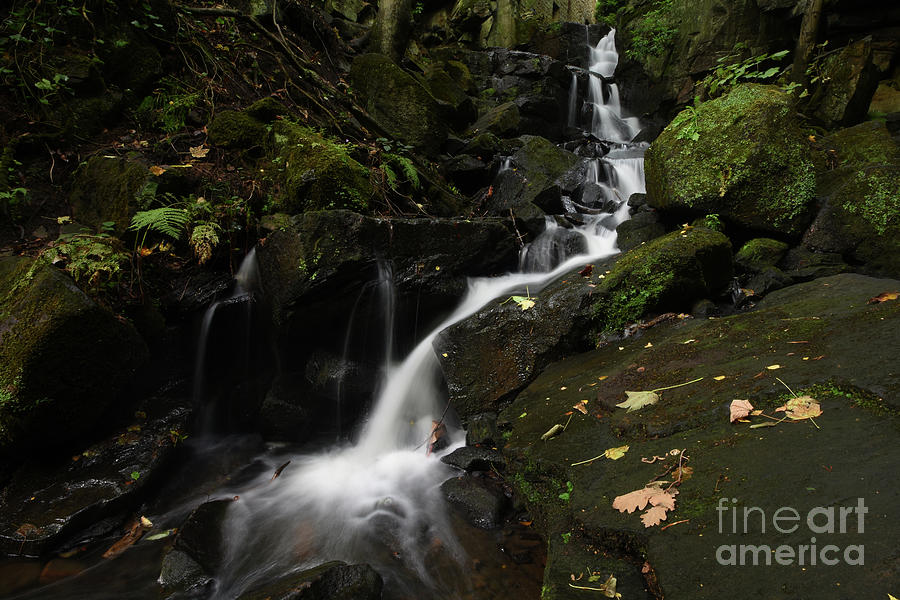 For Sale Photograph - Lumsdale Falls 9.0 by Yhun Suarez