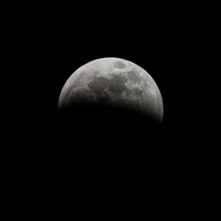 Lunar Eclipse 2019 - 2 by Jim Figgins