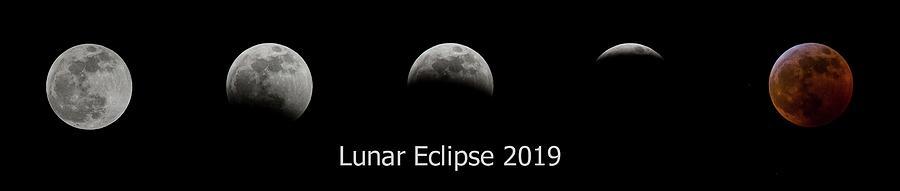 Lunar Eclipse 2019 by Jim Figgins