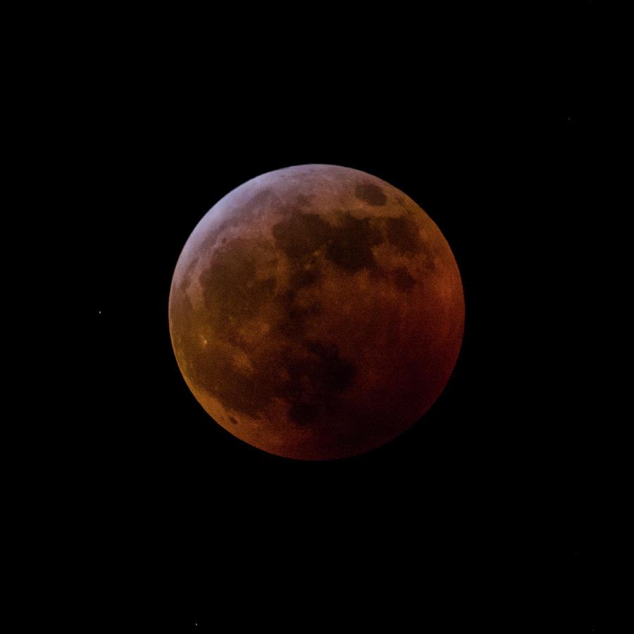 Lunar Eclipse 2019 Max by Jim Figgins
