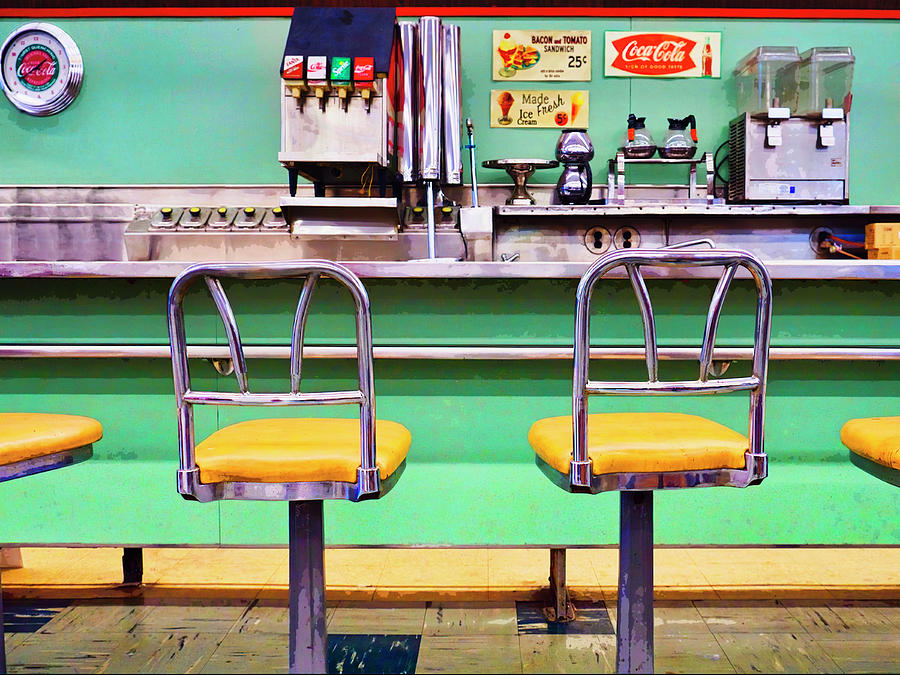 Lunch Counter by Dominic Piperata