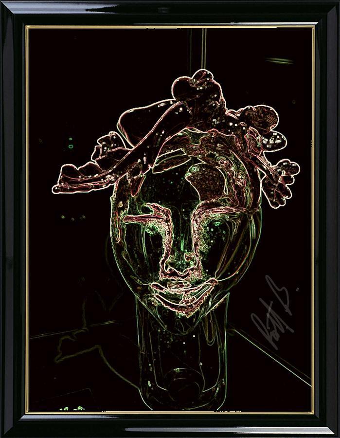 Click___lupita Digital Art by Robert Benson