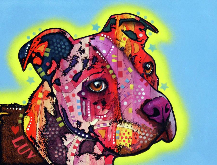 Luv-e-delic by Dean Russo Art