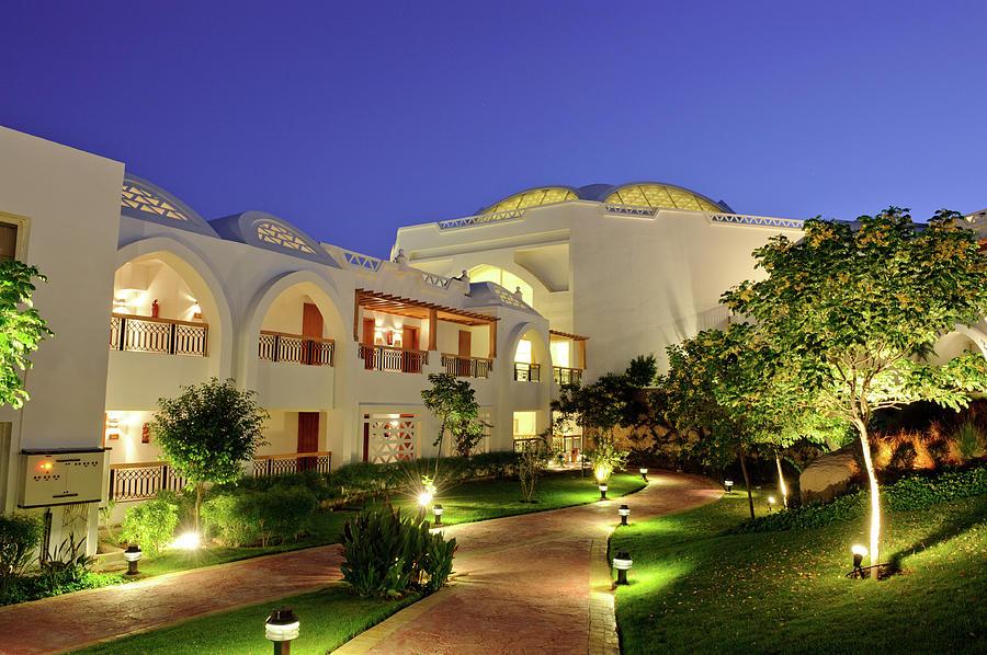 Luxury Hotel Resort Photograph by Cunfek