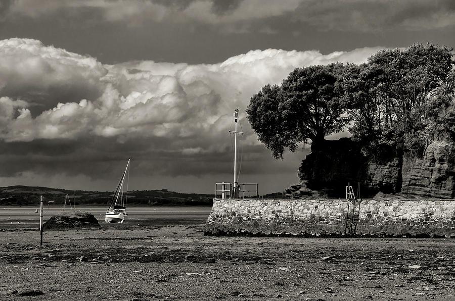 Lympstone on the Exe Estuary by Pete Hemington