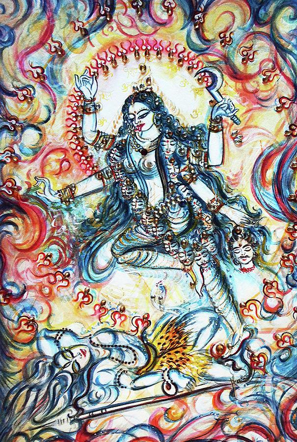 Maa Kali blessings by Harsh Malik