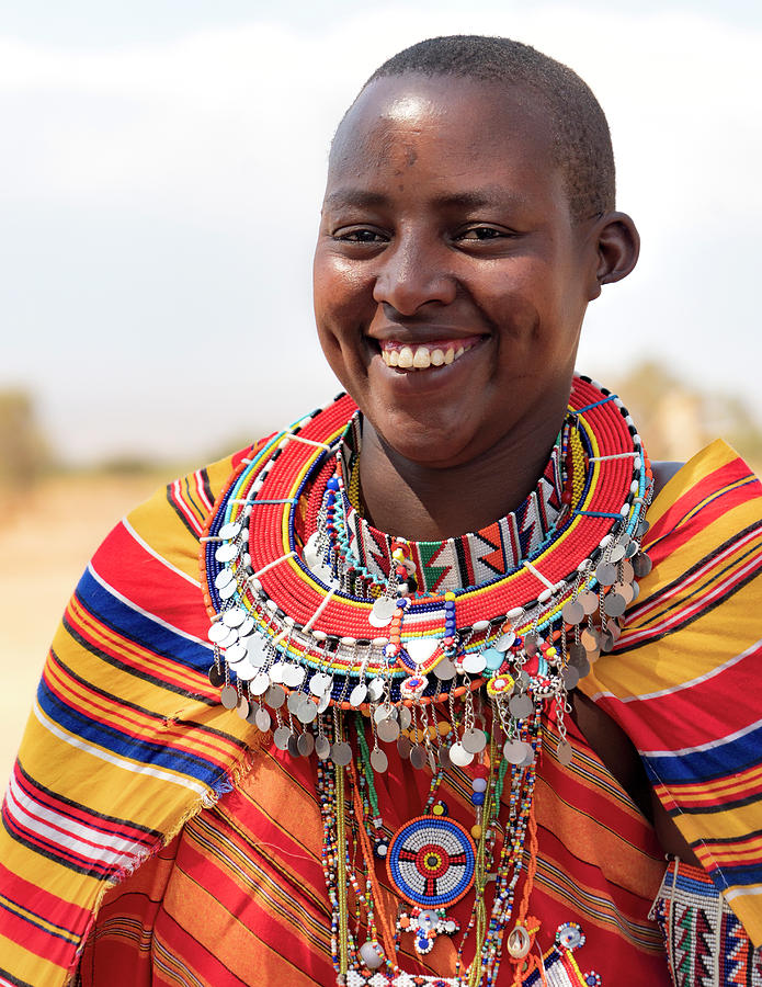 Image result for woman maasai