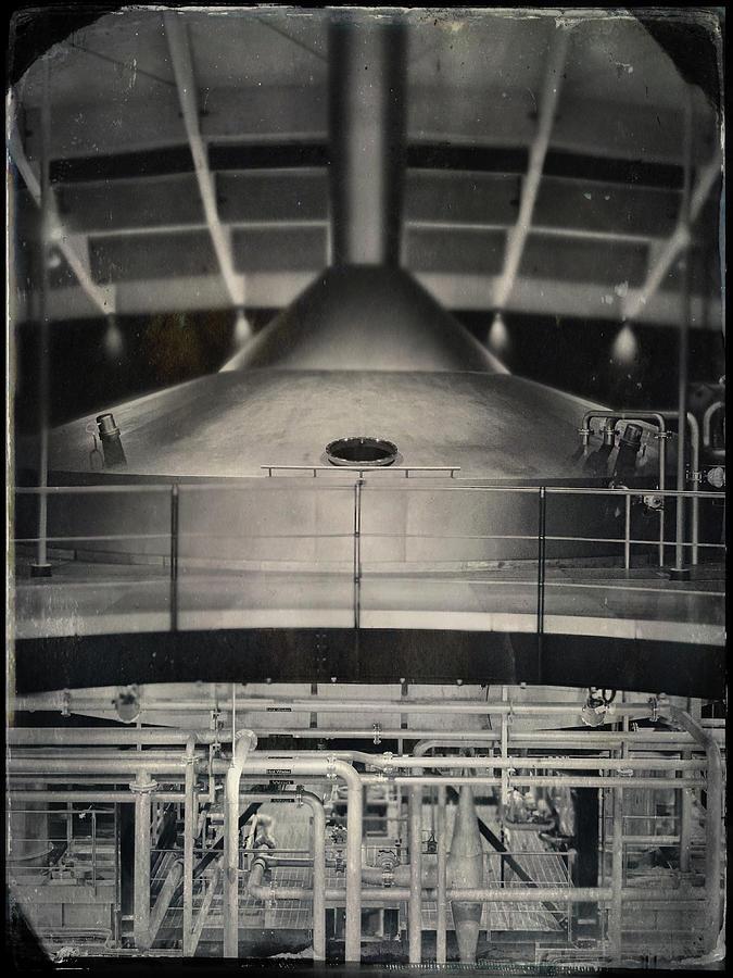 Macallan Distillery Mash Tun Photograph