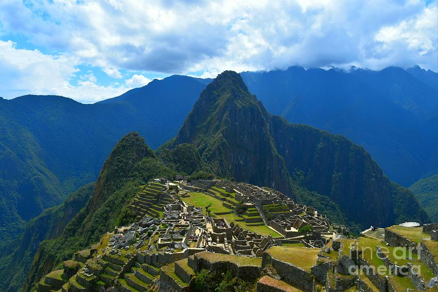 Macchu Picchu  by Michael Graham