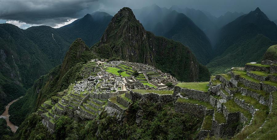 Urubamba Photograph - Machu Picchu, Peru by Helena Normark