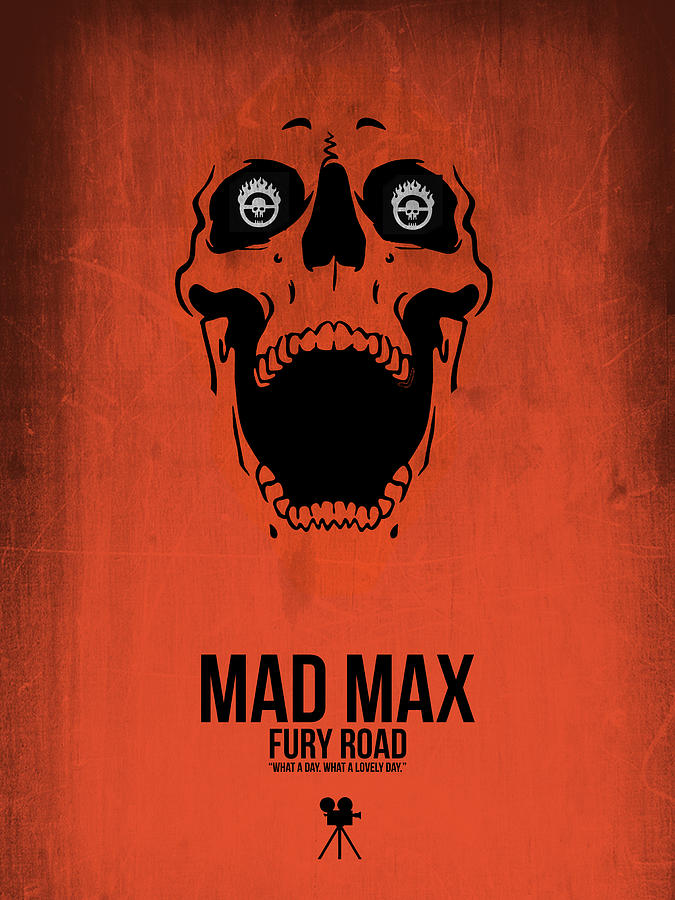 Mad Max Fury Road Digital Art - Mad Max Fury Road by Naxart Studio