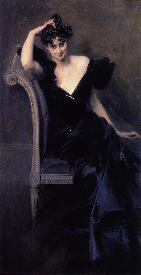 Madame Veil-picard, 1897