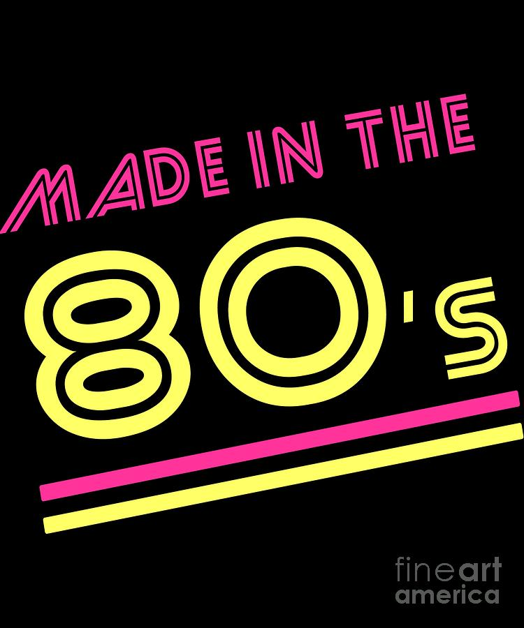 Made In The 80s by Flippin Sweet Gear