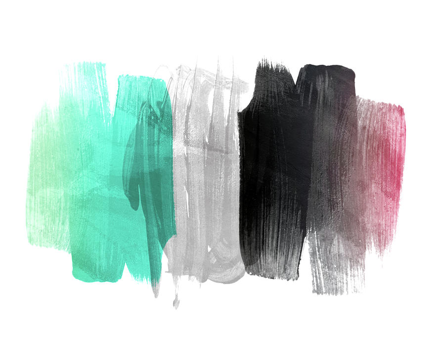 Painting Pyrography - Made Of Emotion by Mark Ashkenazi