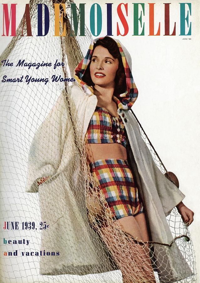 Mademoiselle June 1939 Photograph by Paul DOme