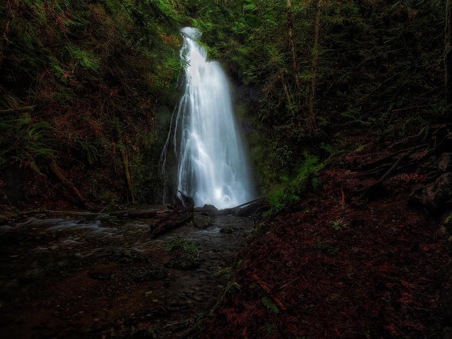 Madison Falls by Thomas Hall