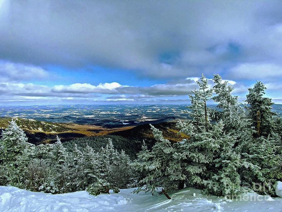 Madonna Mountain Vista by James Aiken