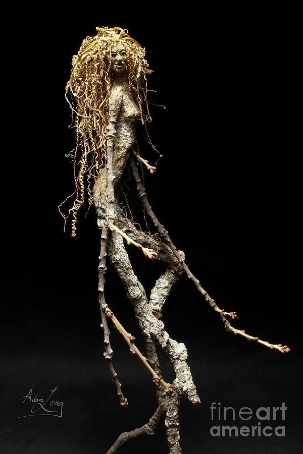 Maenad Sculpture