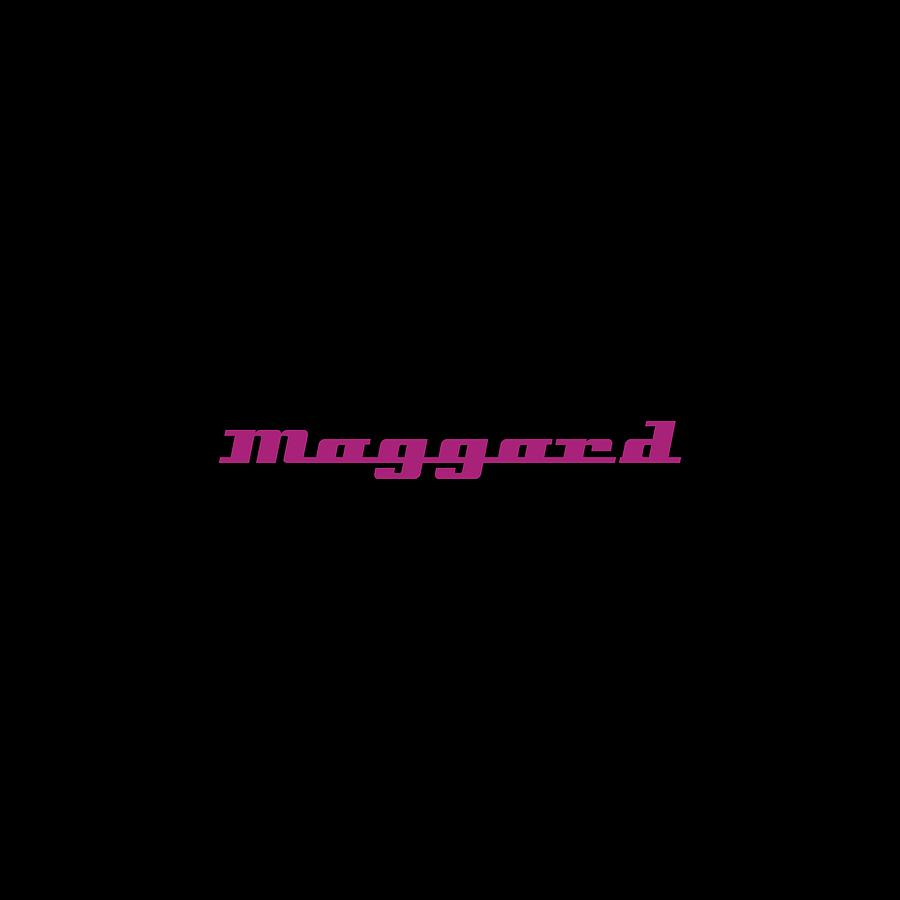 Digital Digital Art - Maggard #maggard by TintoDesigns