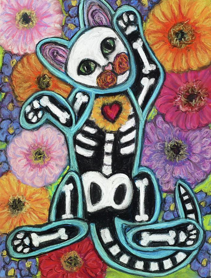 Pets Pastel - Maggie by Ann Hoff