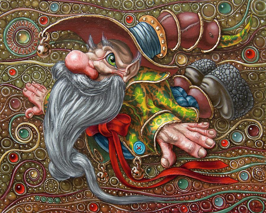 Magic Flight#3 by Victor Molev