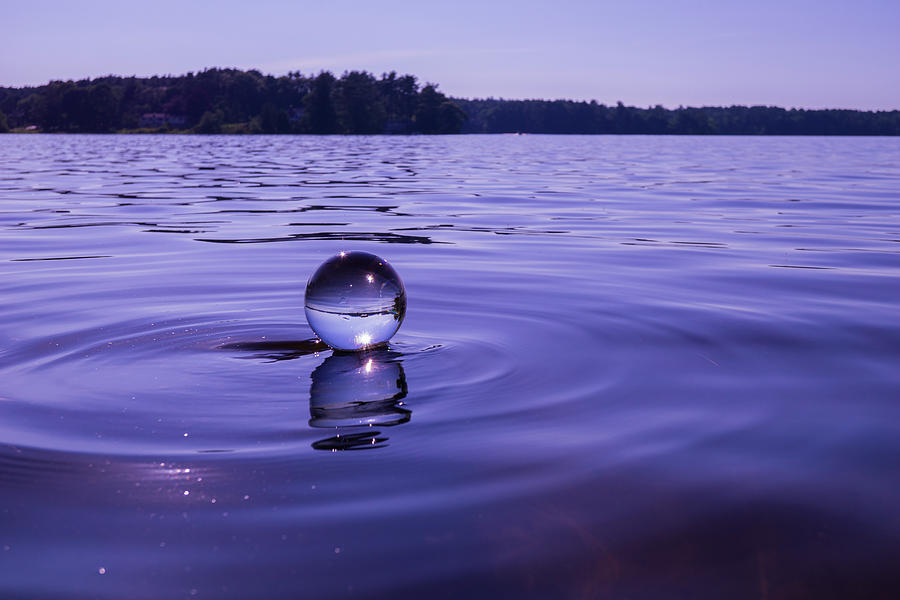 Magic Floating Ball by Linda Howes