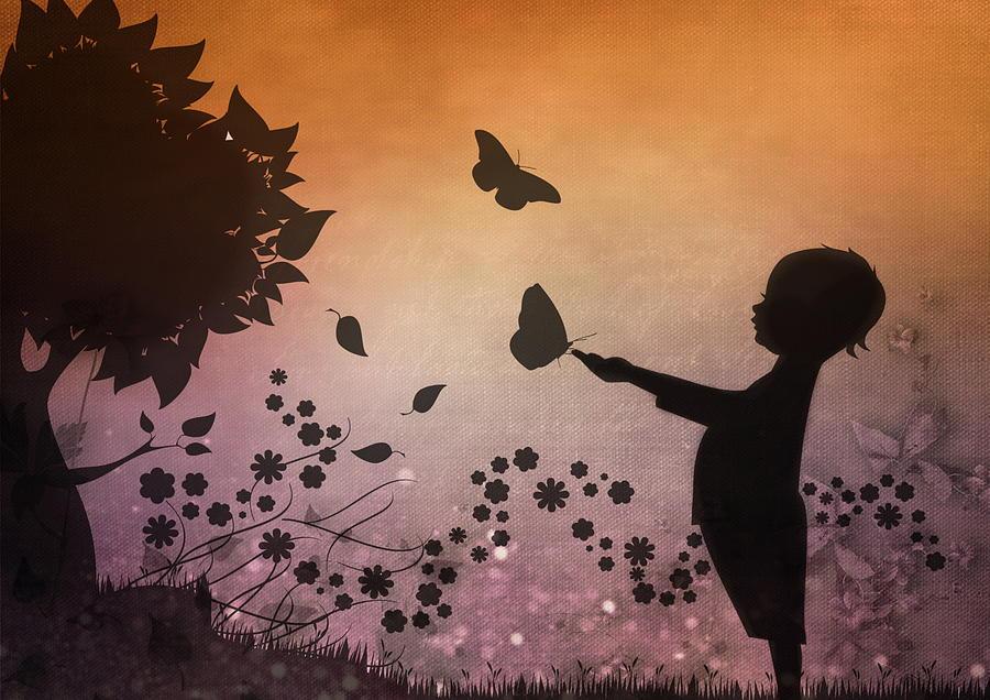 Magic Garden  by Andrea Kollo