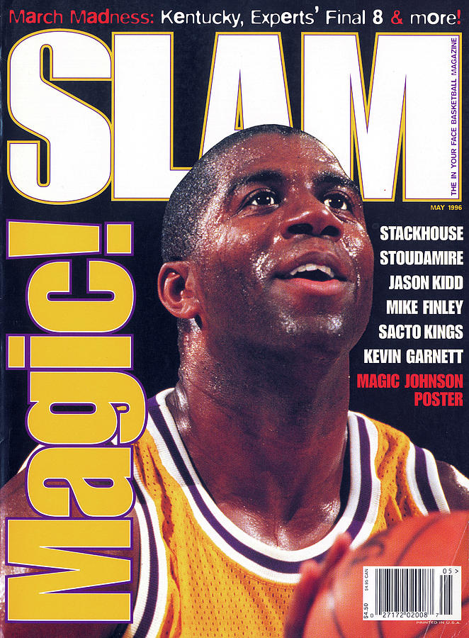 Magic! SLAM Cover Photograph by Getty Images