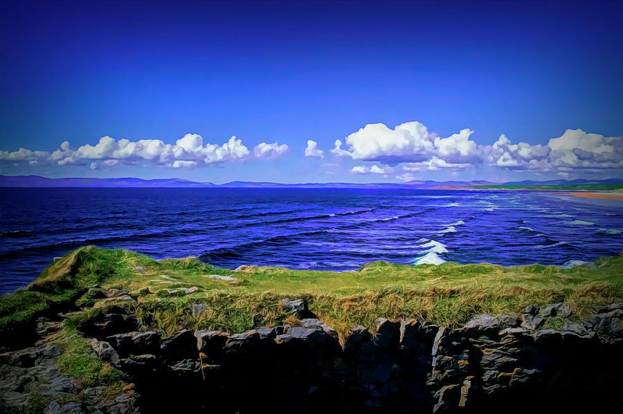 Magical Oceans - April by Lisa Blake