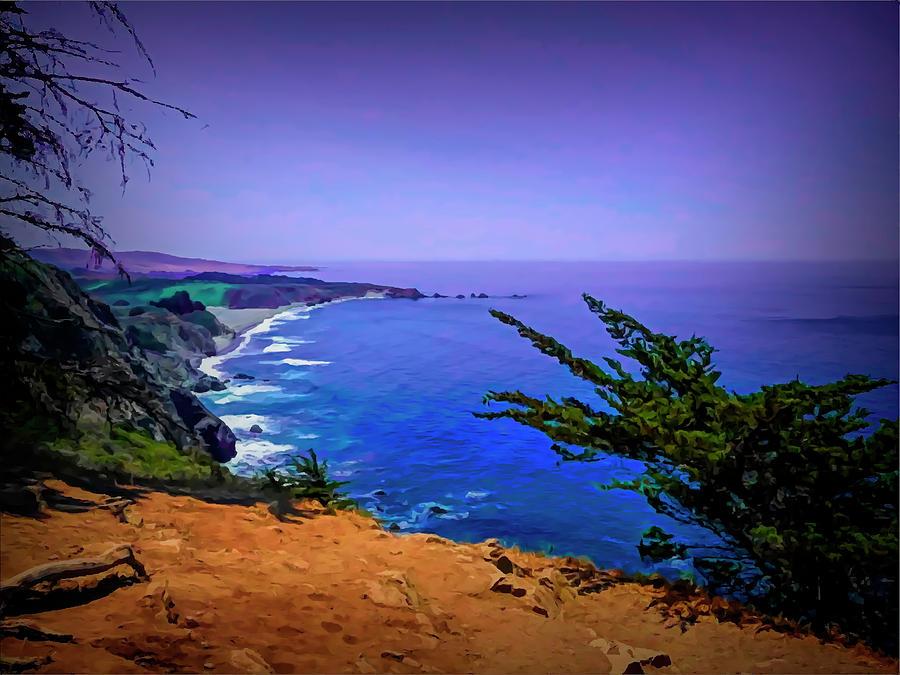 Magical Oceans - August by Lisa Blake