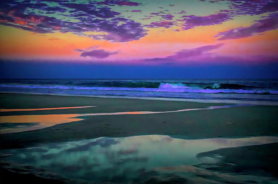 Magical Oceans - June by Lisa Blake